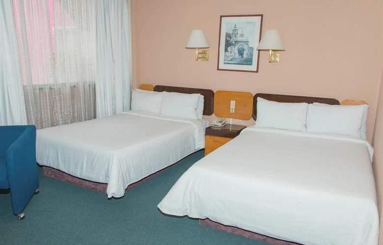 Best Western Real de Puebla - Room - 38