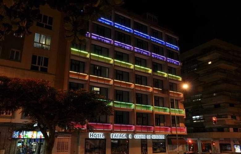 Hotel THe Fataga & Centro de Negocios - Hotel - 9