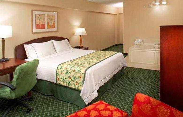 Fairfield Inn & Suites Parsippany - Hotel - 13