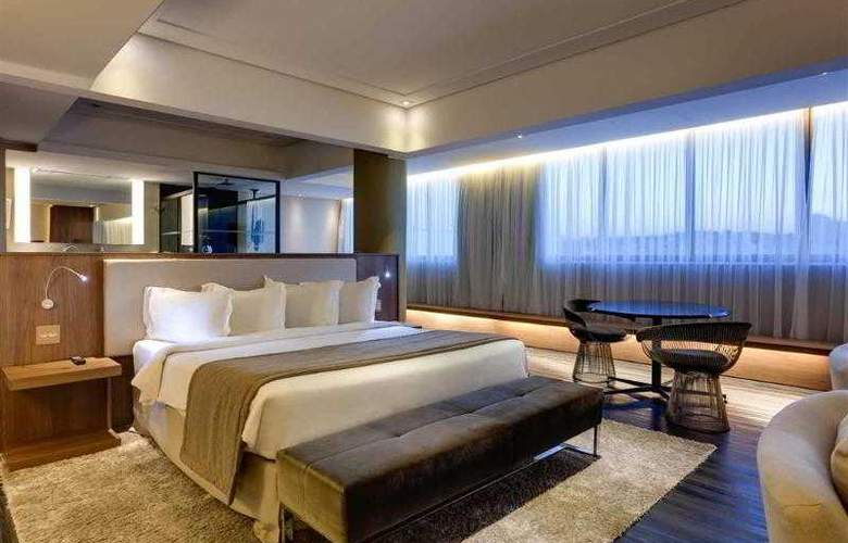 Mercure Apartments Belo Horizonte Lourdes - Hotel - 18