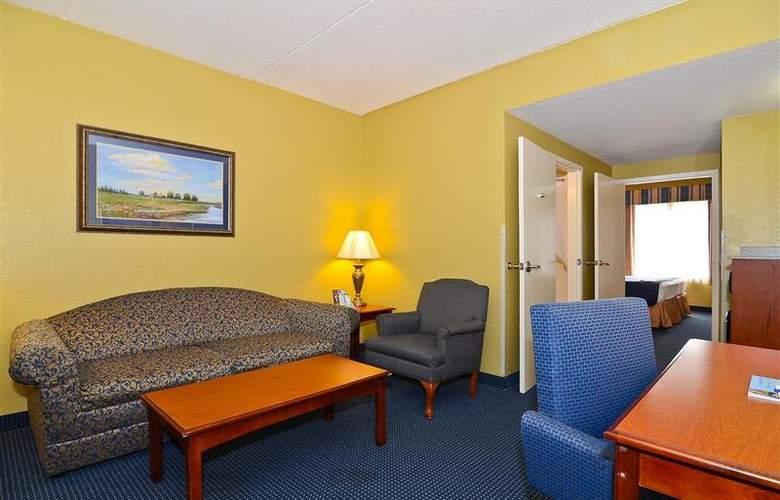 Best Western Executive Inn & Suites - Room - 105