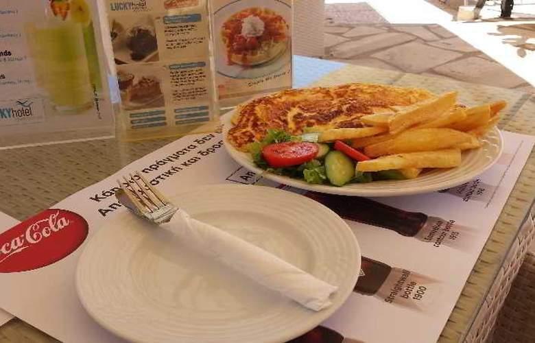 Lucky Hotel Apts - Restaurant - 18
