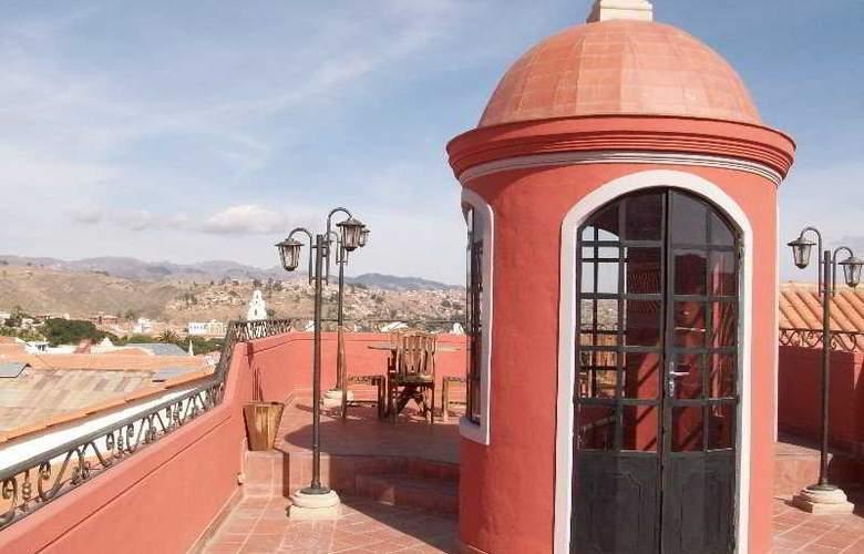 Monasterio - Terrace - 2