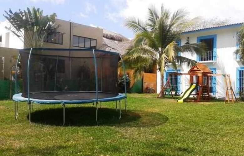 Hotel Santa Cruz Huatulco - Sport - 3