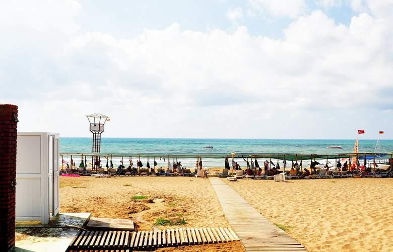Orfeus Hotel - Beach - 4