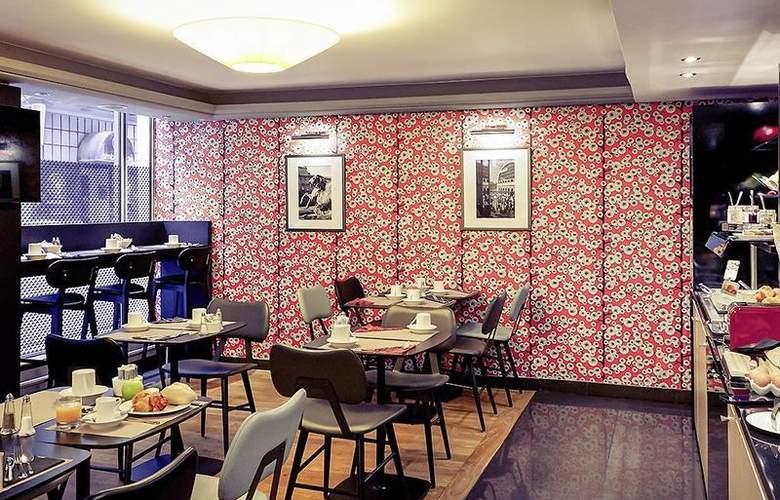 Mercure Plaza Republique - Restaurant - 61
