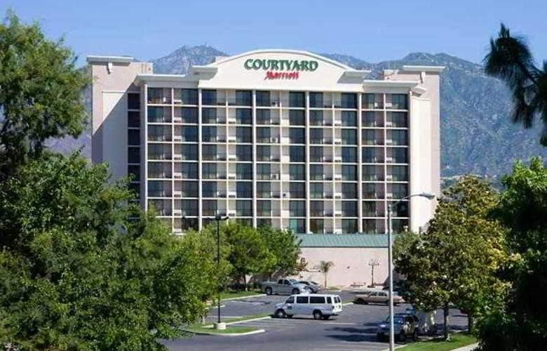 Courtyard Los Angeles Pasadena/Monrovia - Hotel - 12