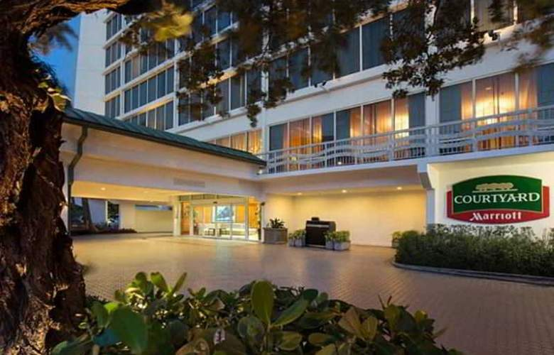 Courtyard By Marriott Fort Lauderdale Beach - Hotel - 0