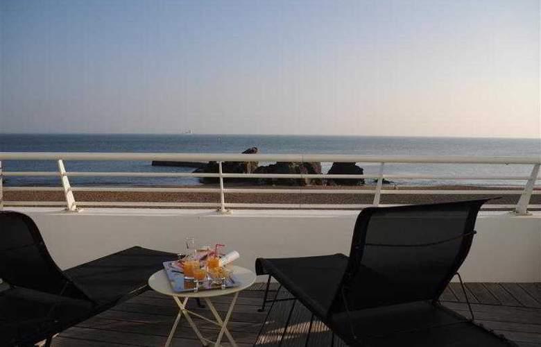 Best Western Hotel de la Plage - Hotel - 13