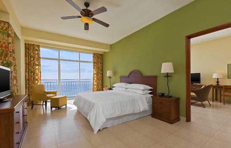 Sheraton Bijao Beach Resort - Room - 18
