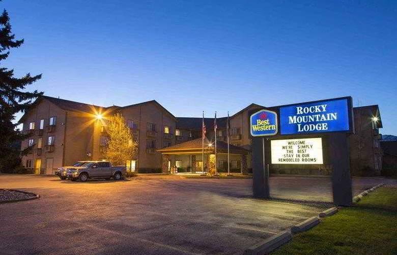 Best Western Rocky Mountain Lodge - Hotel - 4