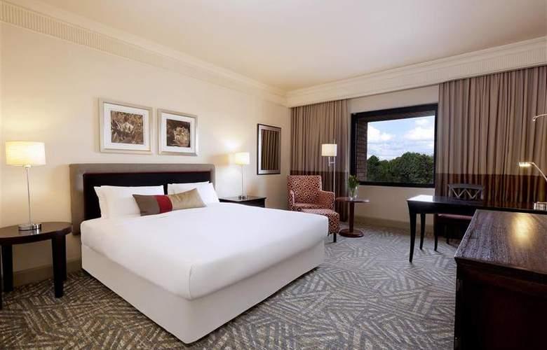 Hyatt Regency Johannesburg - Hotel - 10