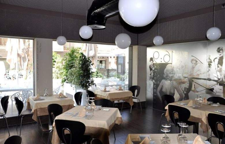 16:9 Playa Suites - Restaurant - 9