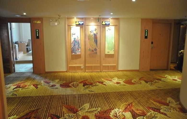Galaxy Hotel - Room - 12