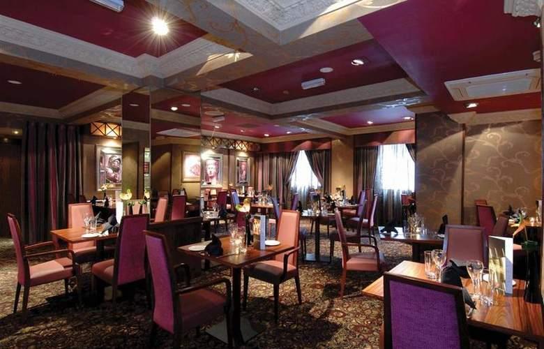 Best Western Fir Grove - Restaurant - 53