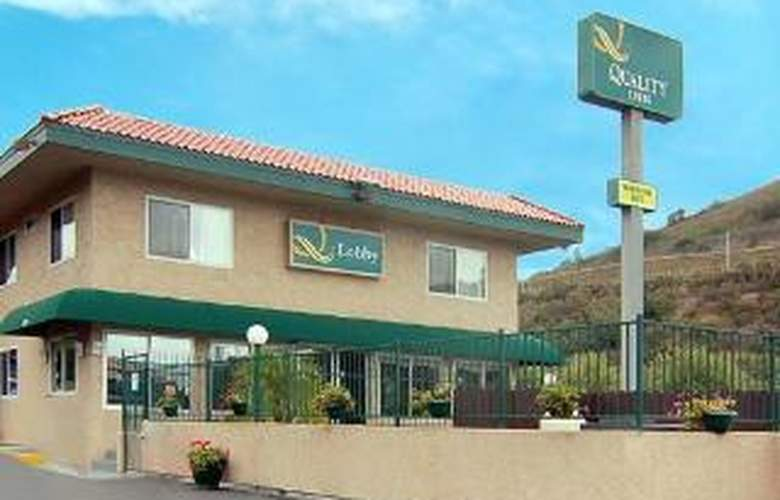 Rodeway Inn Near Qualcomm Stadium - General - 1