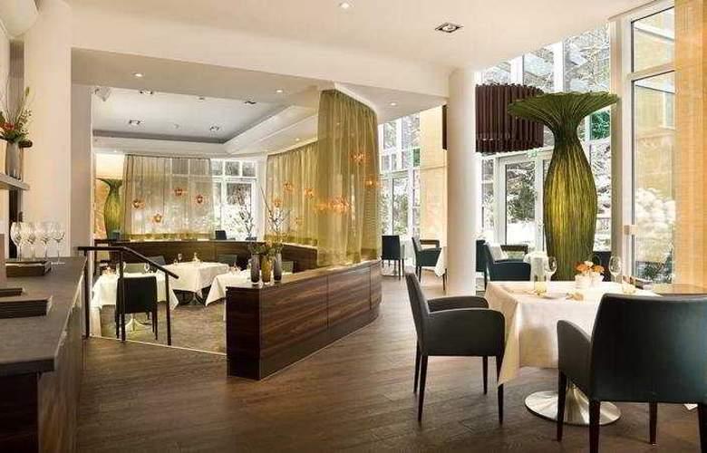 Schlosshotel Lerbach - Restaurant - 6