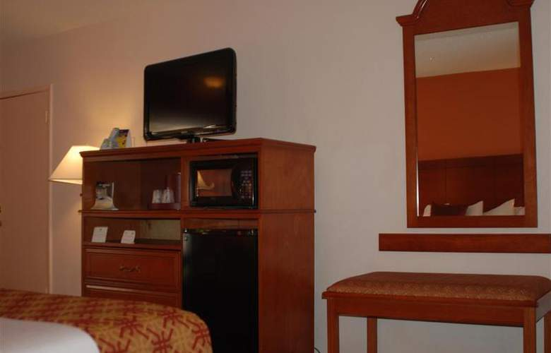 Best Western Plus University Inn - Room - 78