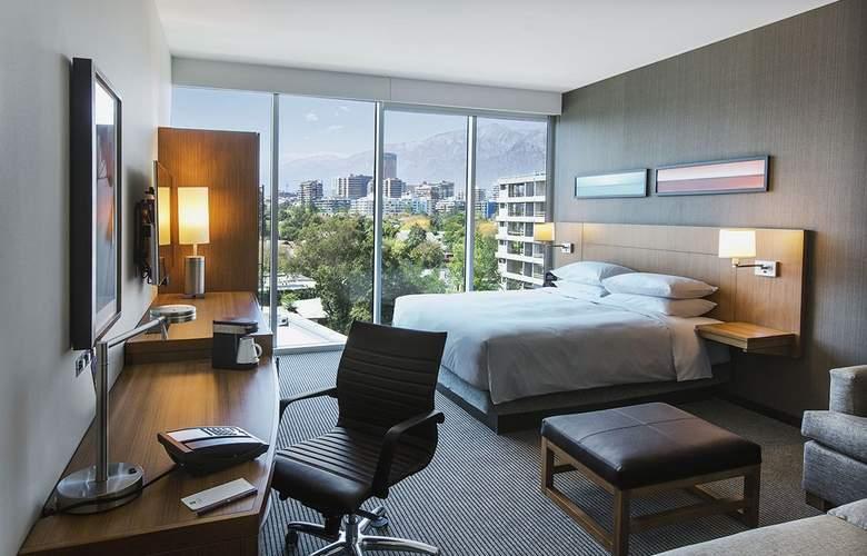 Hyatt Place Santiago/Vitacura - Room - 11