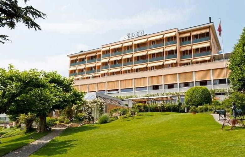 Eden Swiss Quality Hotel - Hotel - 10