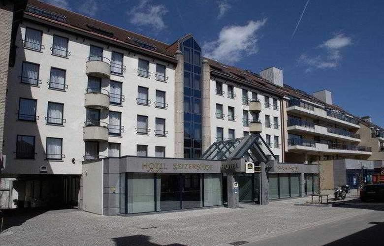 Best Western Premier Keizershof - Hotel - 0