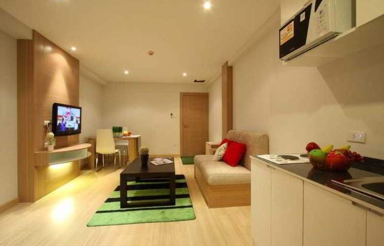 Grass Suites Thonglor - Room - 7