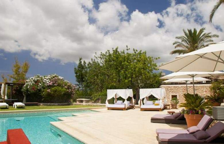 Can Lluc Boutique Country Hotel & Villas - Pool - 4