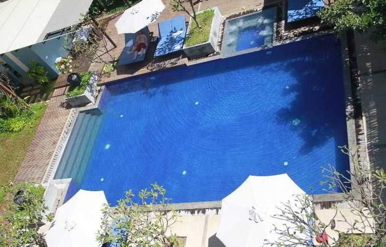 Frangipani Villa Hotel Siem Reap - Pool - 5