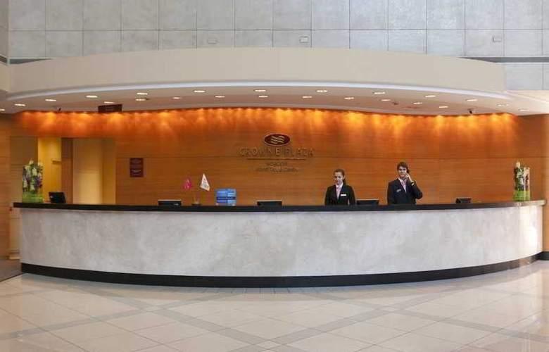 Crowne Plaza World Trade Centre - General - 8