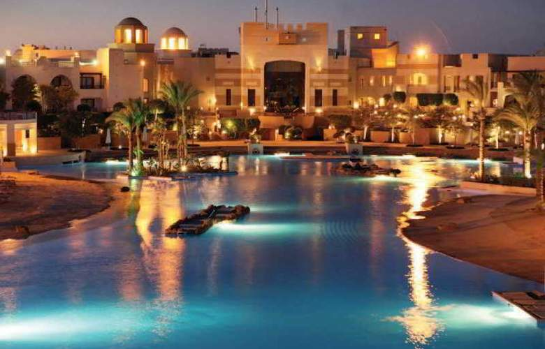 Intercontinental The Palace Port Ghalib - Pool - 3