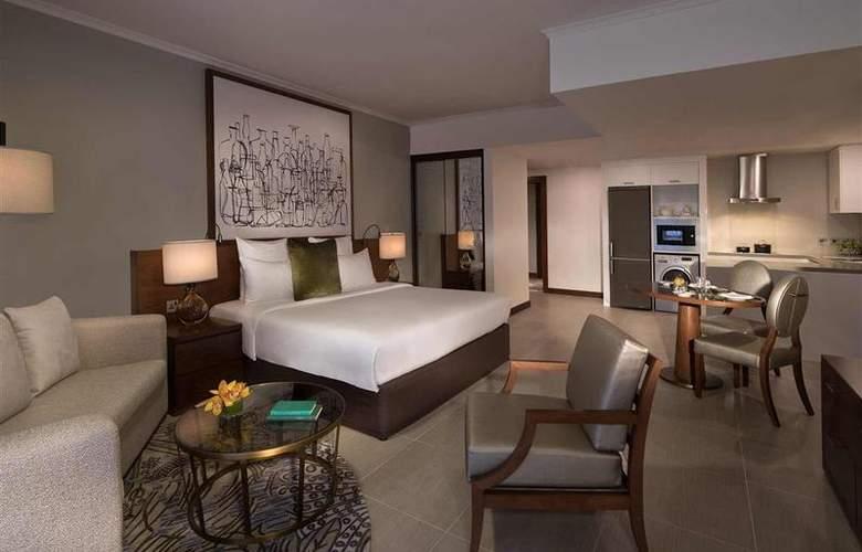 Pullman Dubai Deira City Centre Residence - Room - 15