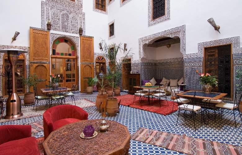 Riad La Cle De Fes - Terrace - 10
