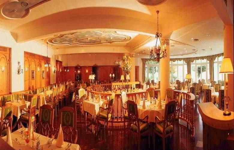Grand Hotel - Restaurant - 7
