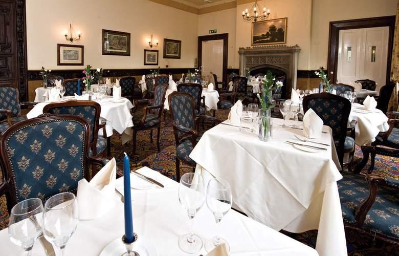 Best Western Plus Orton Hall Hotel & Spa - Restaurant - 21