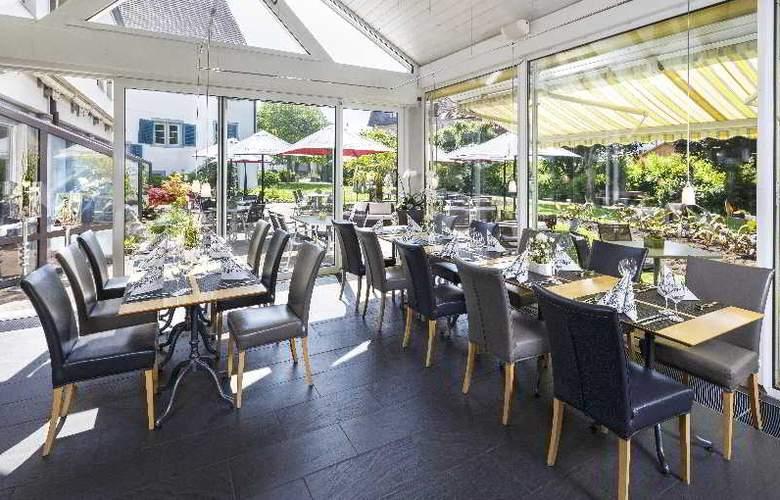 Zur Therme Swiss Quality Hotel - Restaurant - 10