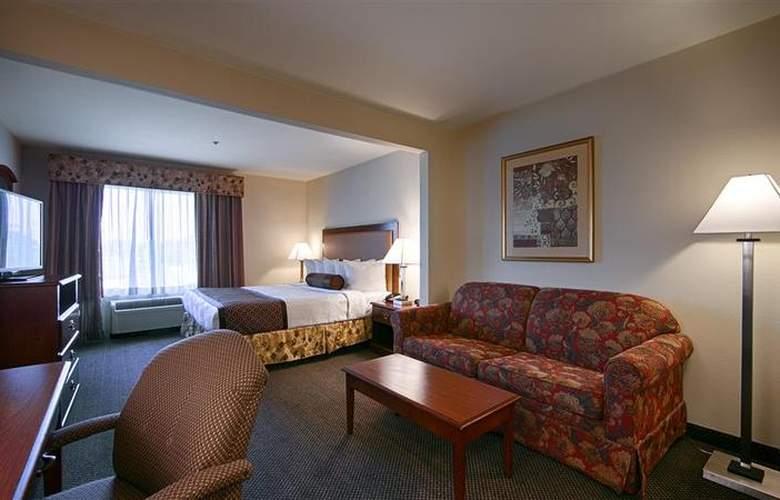 Best Western Plus Coyote Point Inn - Room - 14