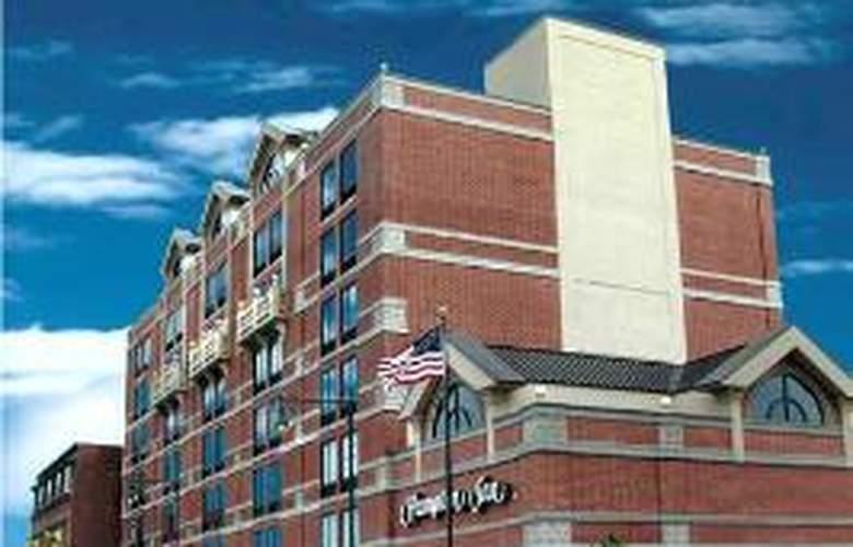 Hampton Inn Boston/Cambridge - Hotel - 0