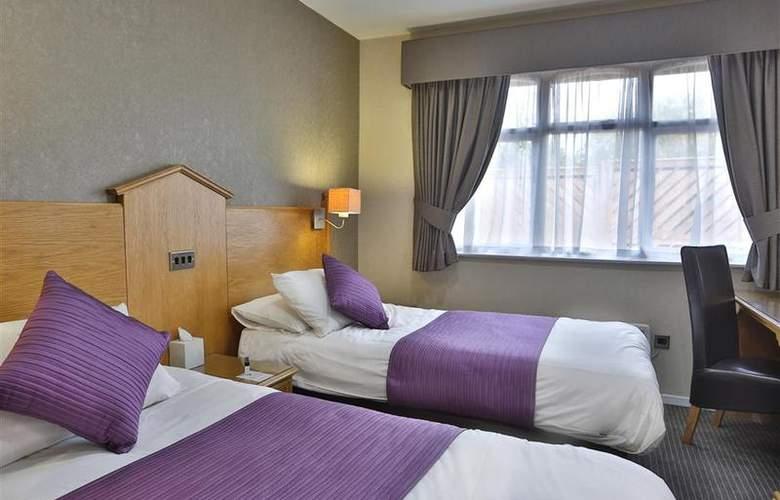 Best Western Park Hall - Room - 222