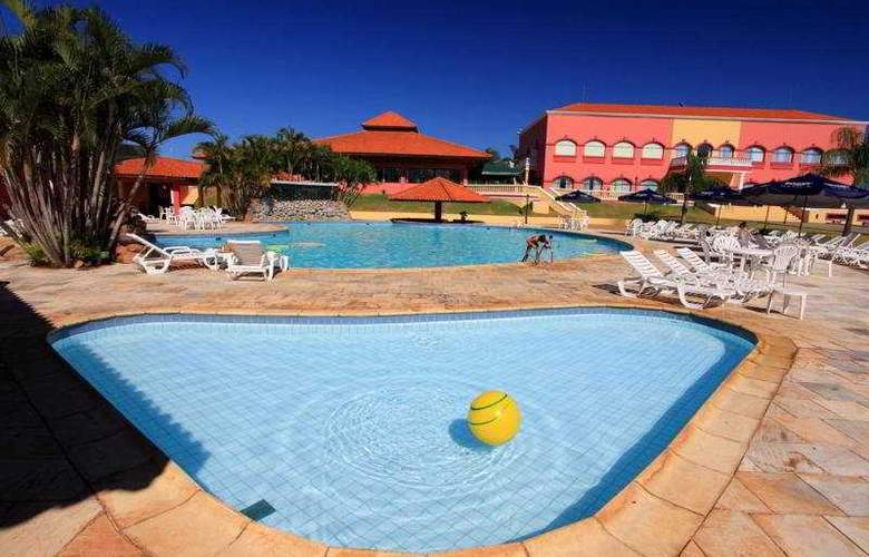 Wish Resort Golf Convention (ex Iguassu Resort) - Pool - 3