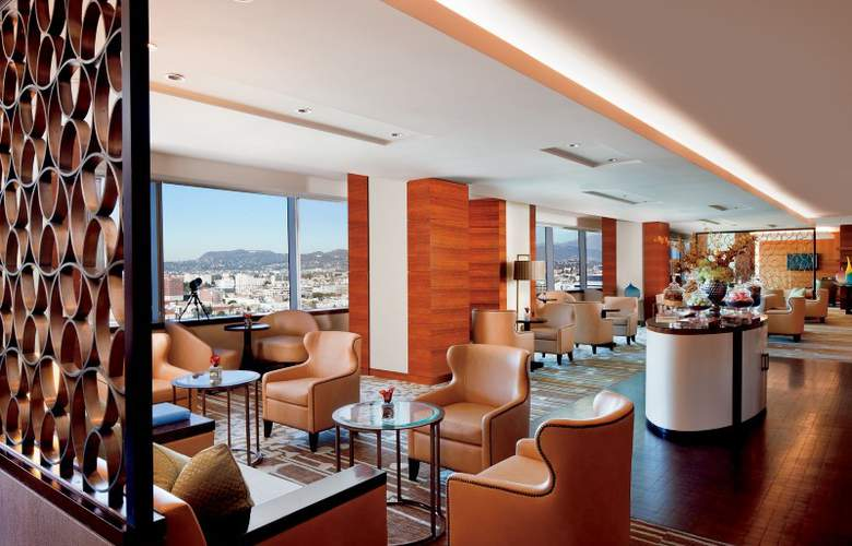 The Ritz-Carlton, Los Angeles - Bar - 3