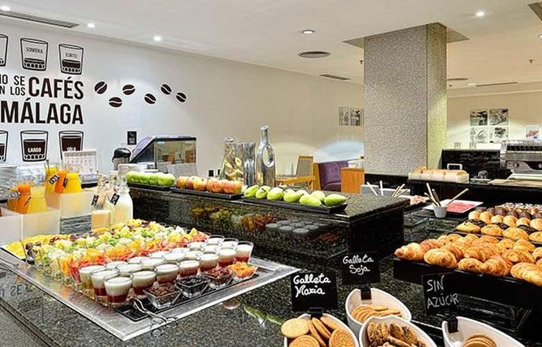 Tryp Málaga Alameda - Restaurant - 5