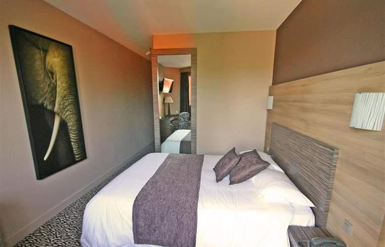 Auberge de Jons - Room - 63
