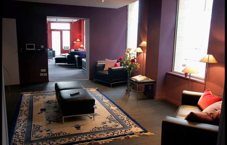 Best Western Hotel de la Breche - Room - 39