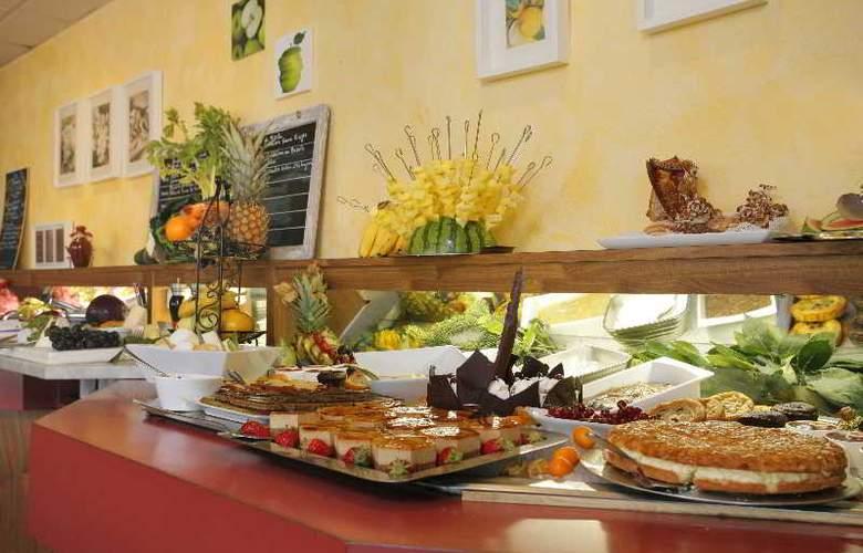 Inter-Hotel Ikar - Restaurant - 8