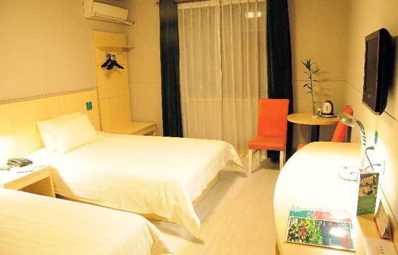 Jinjiang Inn Suzhou Yangyuxiang - Room - 2