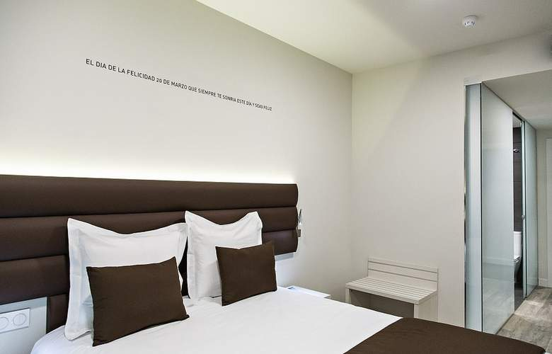 Bcn Urban Hotels Gran Rosellon - Room - 6
