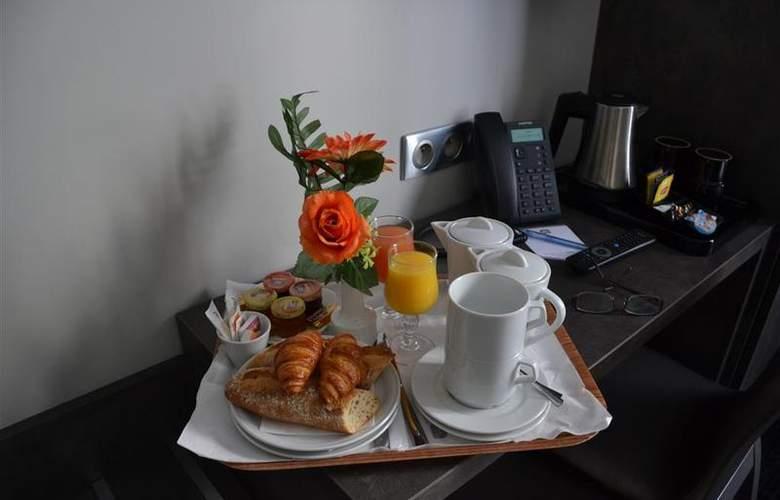 Best Western Paris Italie - Hotel - 11