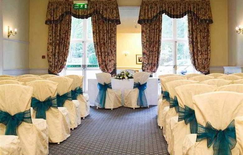 Mercure Brandon Hall Hotel & Spa - Hotel - 20