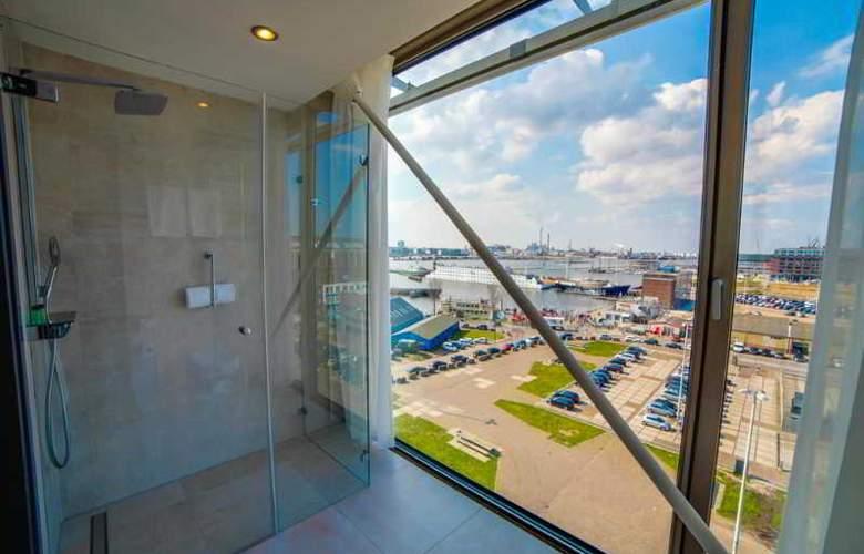 DoubleTree by Hilton Amsterdam - NDSM Wharf - Room - 32