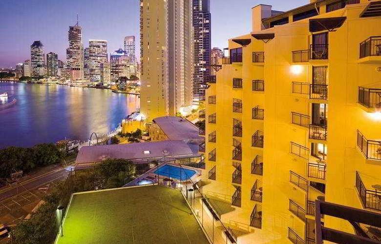 Oakwood Hotel & Apartments Brisbane - Sport - 11